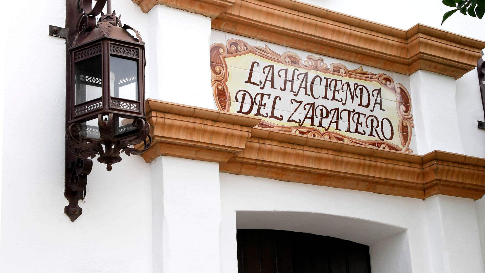 La Hacienda del Zapatero | Instalaciones
